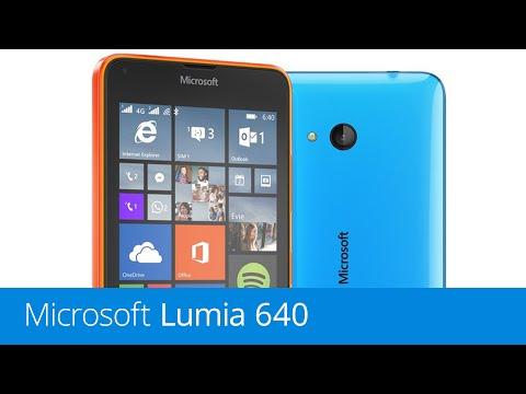 Microsoft Lumia 640 (recenze)