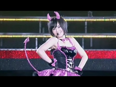 [LIVE] 山本彩 - わるきー / NMB48 AKB48 SKE48 HKT48 Yamamoto Sayaka