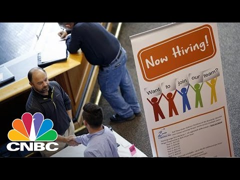 Initial Jobless Claims Drop 19K To 238,000 | Squawk Box | CNBC