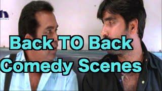 Venky Back To Back Comedy Scenes Part 1 - Raviteja, Sneha, Brahmanandam