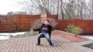 evolution of dance 2013 style starring chris barry