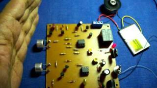 Construya un transceptor de ultrasonido con el IC 555