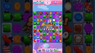 Candy Crush Saga Level 1497 - No Boosters