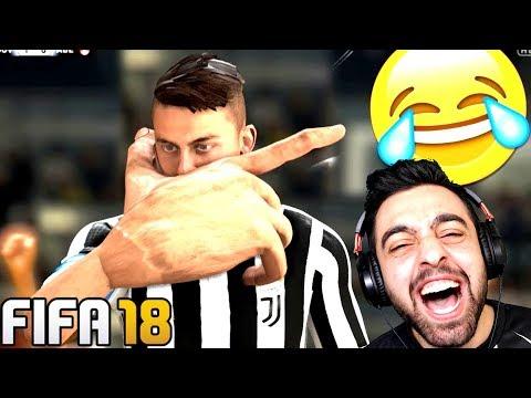 FIFA 18 GÜLDÜREN