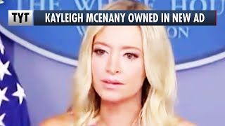 Kayleigh McEnany Gets OWNED In New Anti-Trump Ad