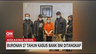 Buronan 17 Tahun Kasus Pembobolan Bank BNI Maria Lumowa Ditangkap