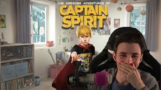 JesusAVGN играет в The Awesome Adventures of Captain Spirit