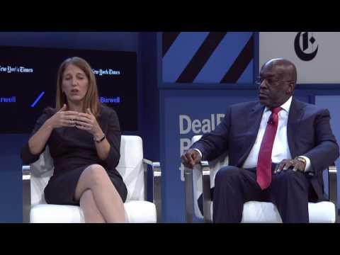 DealBook 2016: The Future of Health Care Part 2