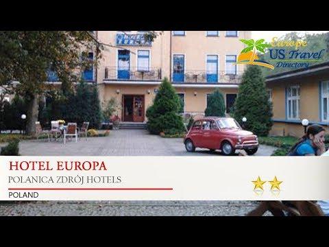 Hotel Europa - Polanica Zdrój Hotels, Poland