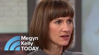 President Trump 'Kept Kissing Me' In Trump Tower, Woman Says: 'I Was Devastated' | Megyn Kelly TODAY
