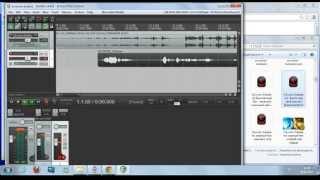 Записываем реп(рэп) в домашних условиях[Видео-Урок][+ссылки]