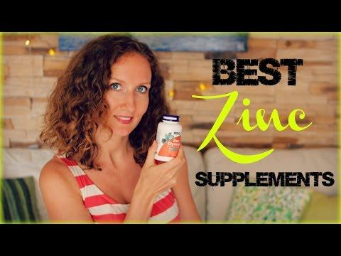 How To Choose Best Zinc Supplements
