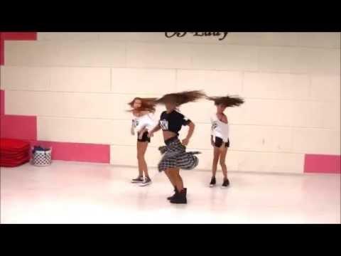 nicki minaj- hey mama Choreography by neta...