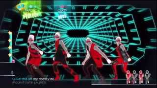 Video Just Dance 2014 - Will.i.am Ft Justin Bieber - That Power PS3 5 Stars download MP3, 3GP, MP4, WEBM, AVI, FLV Agustus 2018
