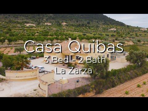 Casa Quibas Aerial View - Murcia - 229,950€