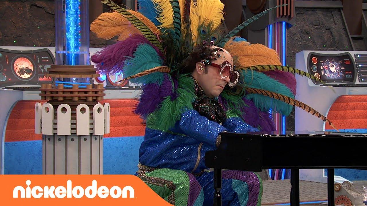 Опасный Генри & Опасный Отряд | Лучшие модные прикиды | Nickelodeon Россия