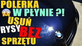 USUŃ RYSY W KILKA MINUT BEZ SPRZĘTU GLAZE POLITURA / SWAGTV