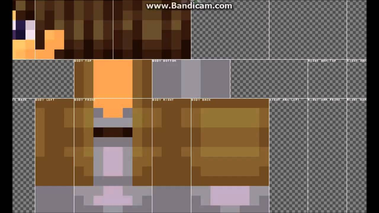 Skin Making: Eren Jaeger - YouTube