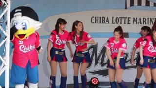 埼玉西武ライオンズ2回戦 ダンスショー #Msplash #エムスプラッシュ #千...
