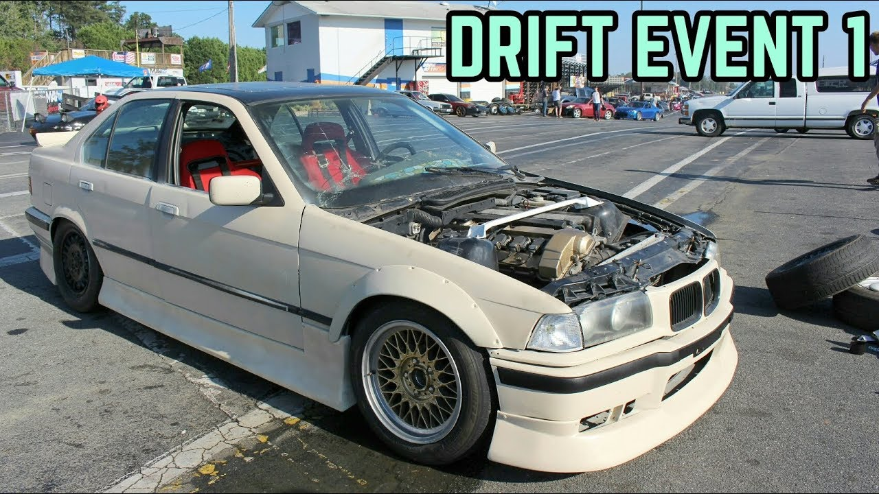 The Big Turbo Kit Is Complete Bmw E36 325i Drift Build Ep 21 Youtube