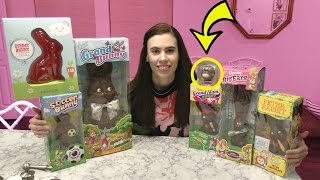 AMAZING EASTER CHOCOLATE BUNNIES!!!