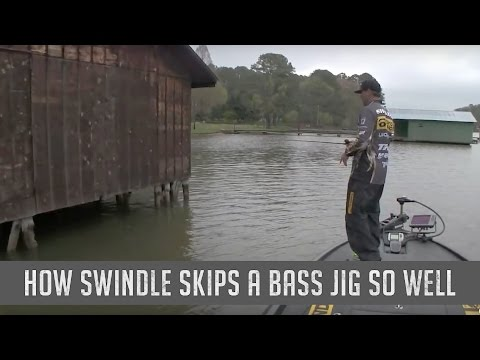 How to Skip Docks for Bass with Gerald Swindle | Part 1