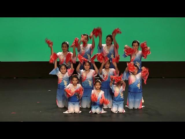 舞蹈  中班團員 《童樂趣》 (南區少年兒童合唱團)