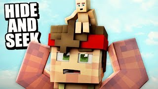 VERSTECKEN IM XXL REWINSIDE | MINECRAFT HIDE AND SEEK