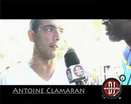 Interview d'Antoine Clamaran  Winter Music Conference 2008