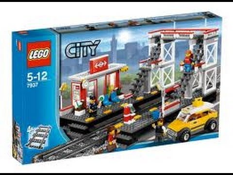 Review Lego 7937 Estación de tren