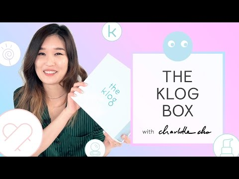 Korean Beauty Discovery Box (with Charlotte Cho) | The Klog Box