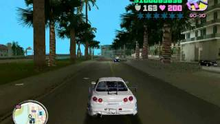 GTA VC MP3 MOD (Your Own Choice) MP3 Controller.