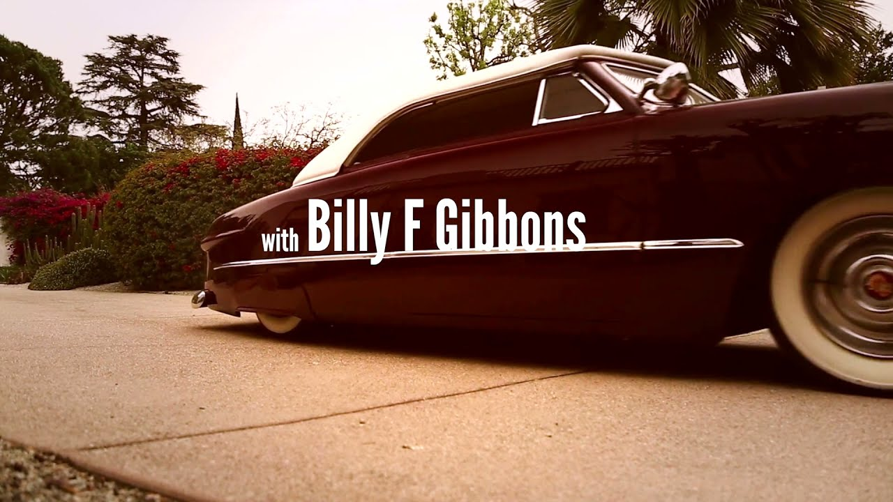 Billy F. Gibbons and his Super Fifteen