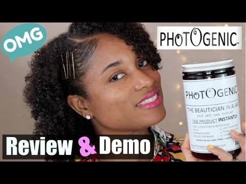 hair styling mousse reviews the photogenic hair care review amp demo 9075 | hqdefault