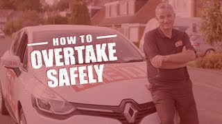 RED Driving School's Test Tips: How to Overtake Safely
