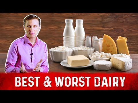 Best and Worst Dairy (Milk Products)