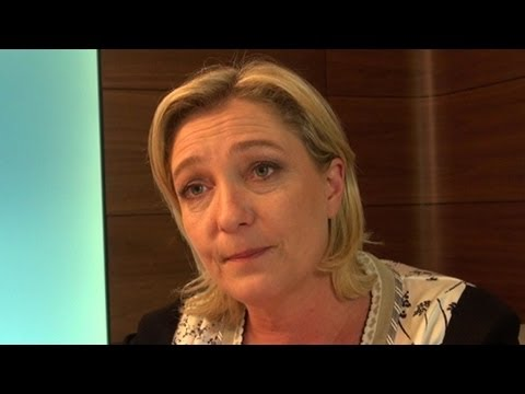 Full Interview with Marine Le Pen