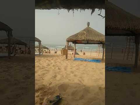 La plage de Yoff a dakar