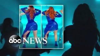 "Meghan Trainor Releases Unaltered ""Me Too"" Music Video"