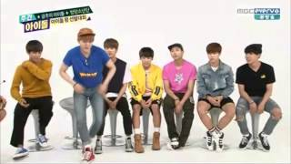 150617 bts v suga sexy dance weekly idol