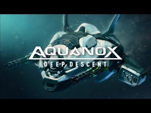AQUANOX DEEP DESCENT [Linux] - Auf Schleichfahrt in Aqua [Deutsch] [Proton]