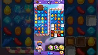 Candy Crush FRIENDS Saga level 74 no boosters