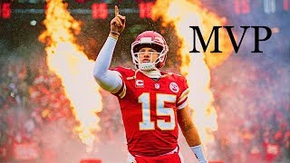 "Patrick Mahomes || ""Racks In The Middle"" 