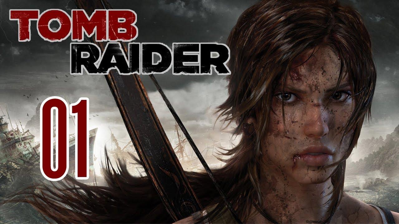 Tomb Raider 2013 Gameplay German Part 1 Let S Play