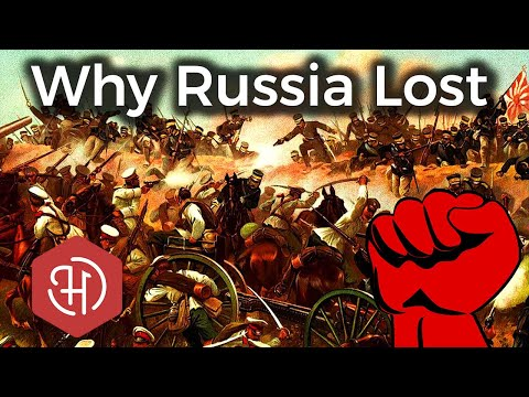 Why Was Russia So Ineffective Against Japan in the Russo-Japanese War (1904 – 1905)?