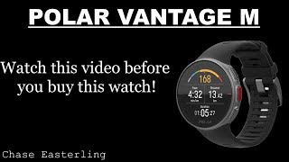 """Polar Vantage M"" / Watch This Video Before Purchasing This Watch!"