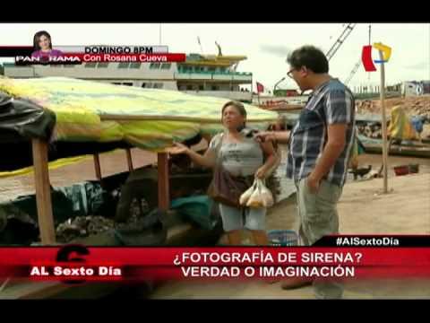 ¿Una Sirena?: La Extraña Aparición En El Huaytapallana