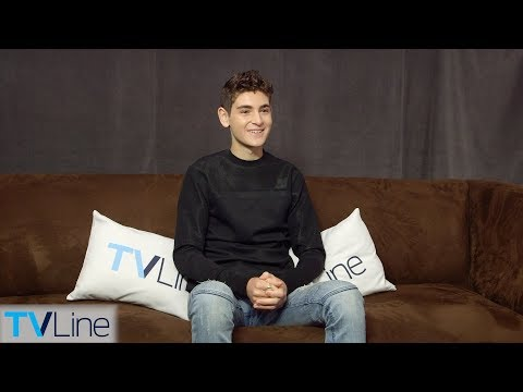 David Mazouz Talks 'Gotham' Final Season, Becoming Batman  ComicCon 2018  TVLine