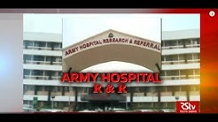 Ground Report - Army Hospital Research and Referral (RR)