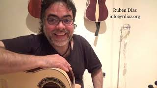 What is a remate ? / Q&A 54 flamenco guitar lessons Skype/ Ruben Diaz
